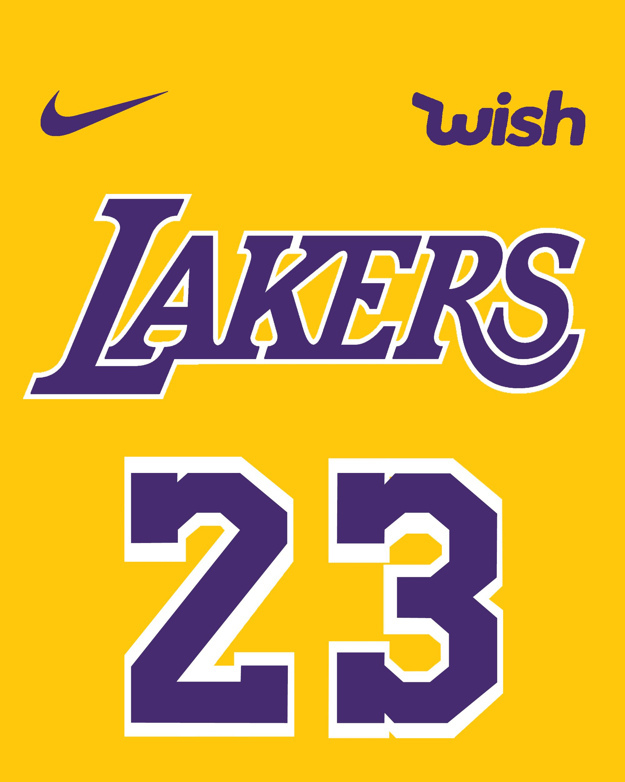hot sales b6154 46c4d Pin on Lakers 23 LeBron James Jersey Wallpaper