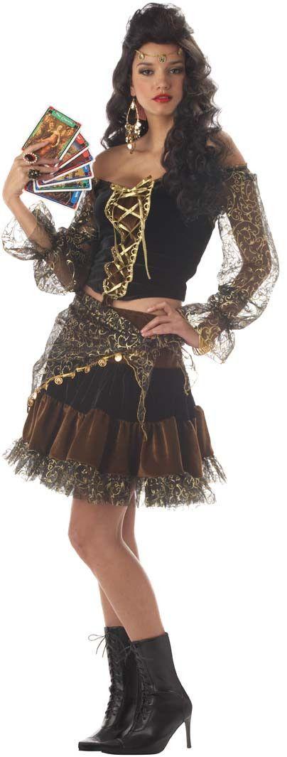 Madame Destiny Costume Adult
