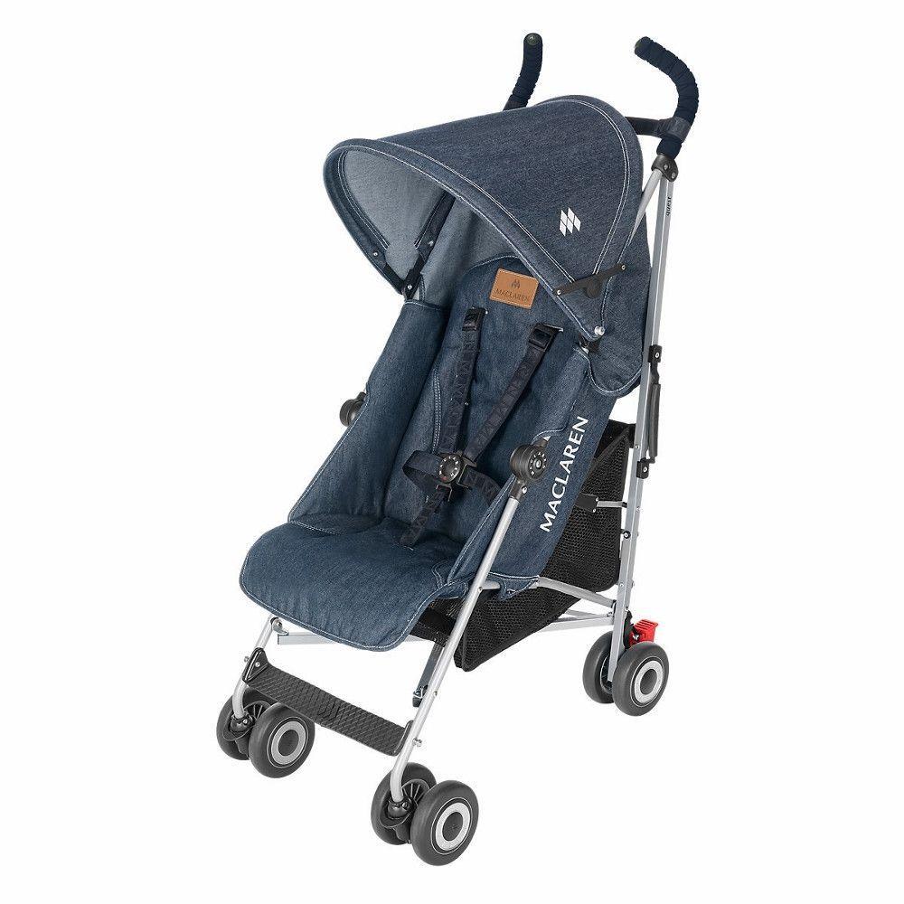 Maclaren Quest Denim Umbrella stroller, Baby strollers