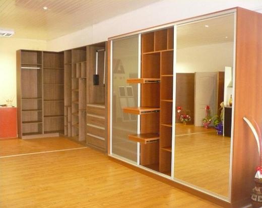 Dise o de vestidores modernos dise o de vestidores for Closet para espacios pequenos