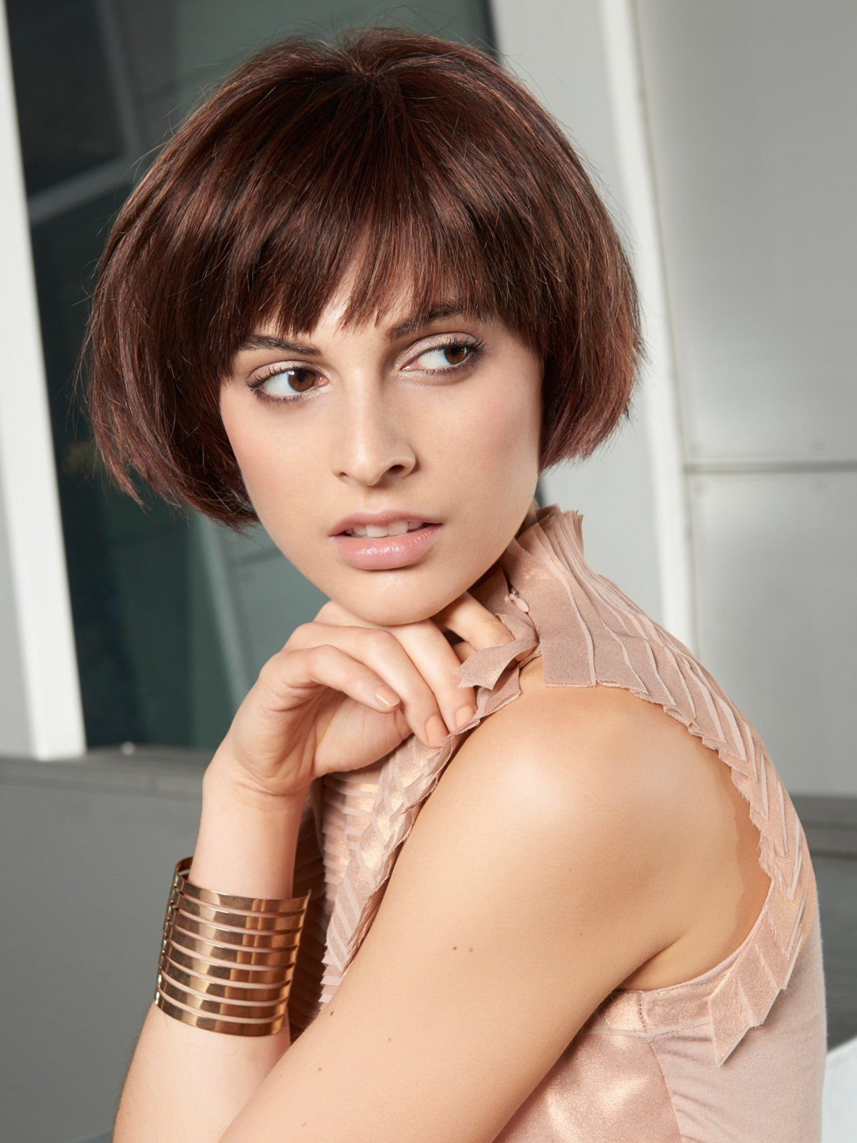 Mittellange Frisurentrends 2018 Bobs Layered Bobs And Pixies