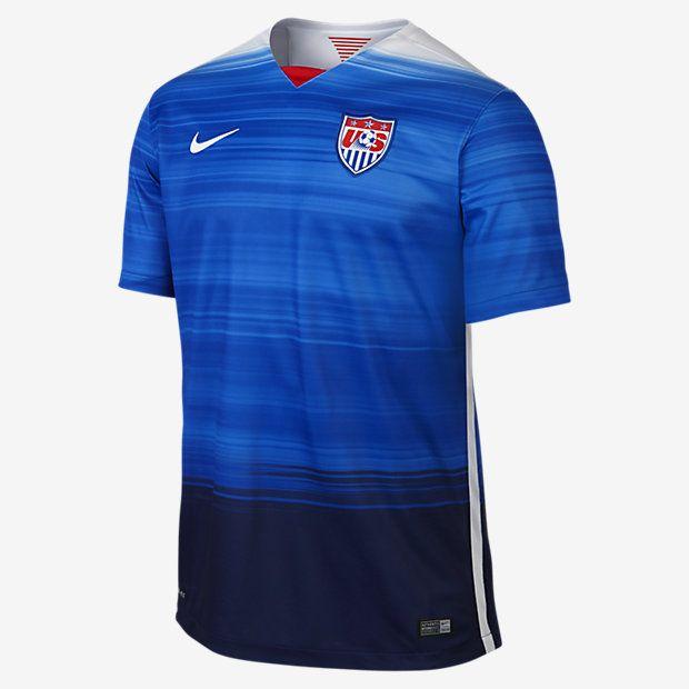 2015 U.S. Stadium Away Men's Soccer Jersey