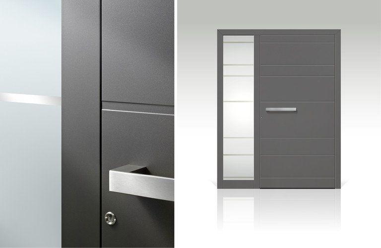 haustüren aluminium | Aluminium Haustüren - Struktura › Schreinerartikel