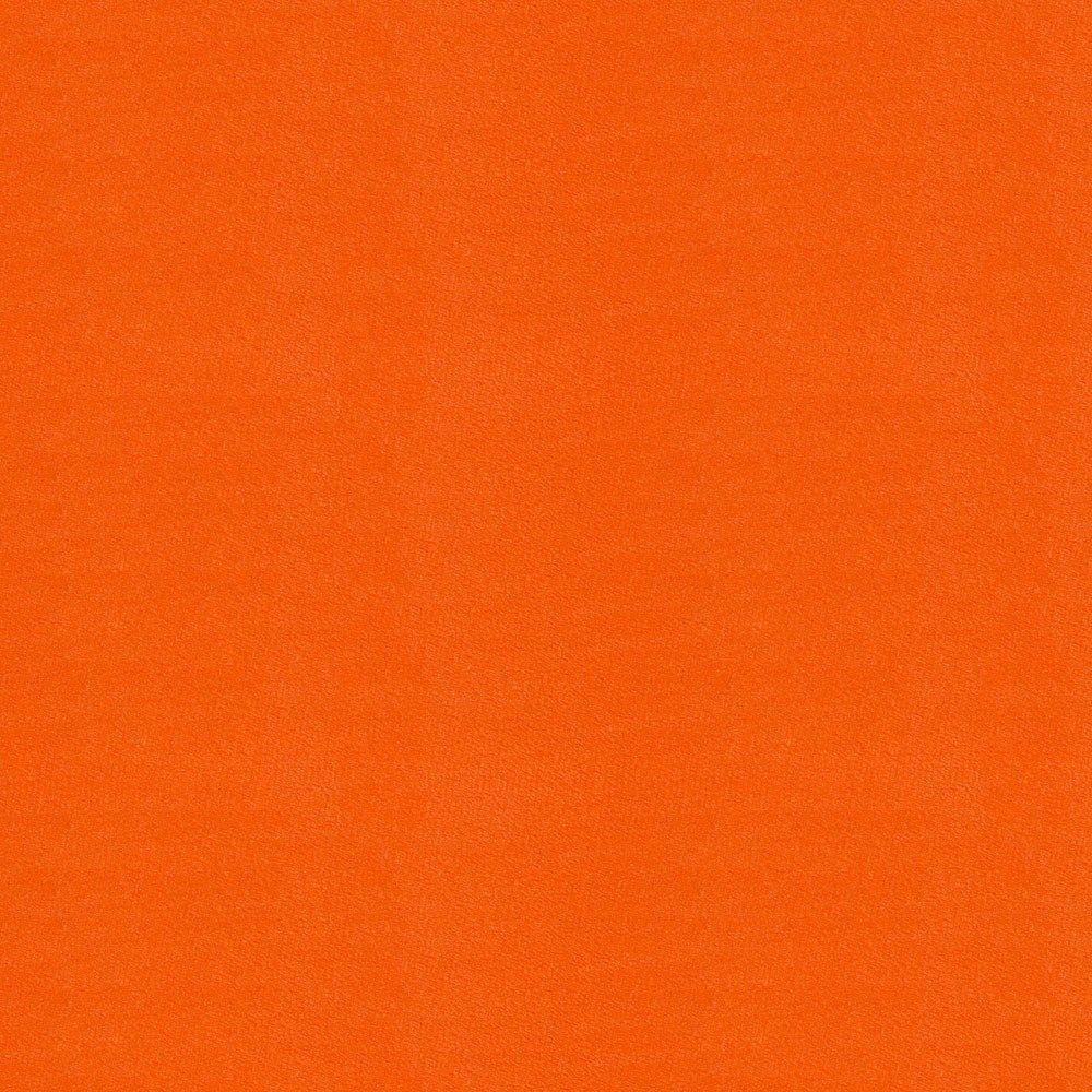 Soft Orange Color Solid Orange Minky Fabricthe Yard  Fabrics And Yards