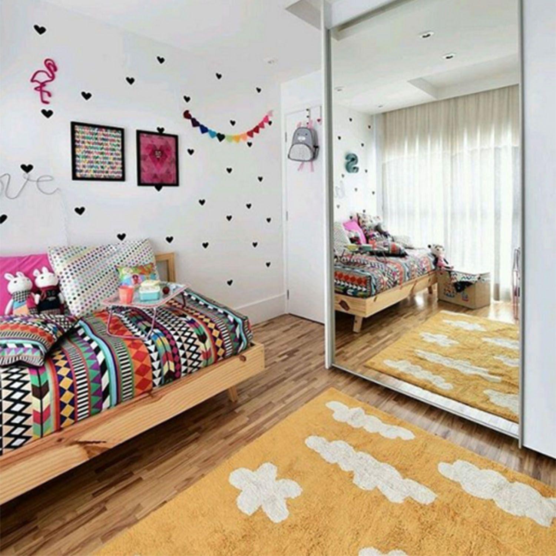 Habitacion habitaciones infantil infantiles bebe - Paredes habitacion bebe ...