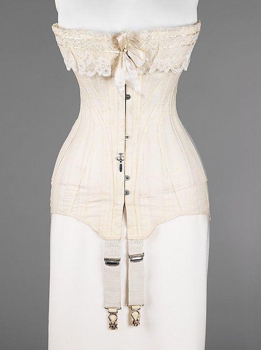 American Corset, 1915-17 (Met Museum)