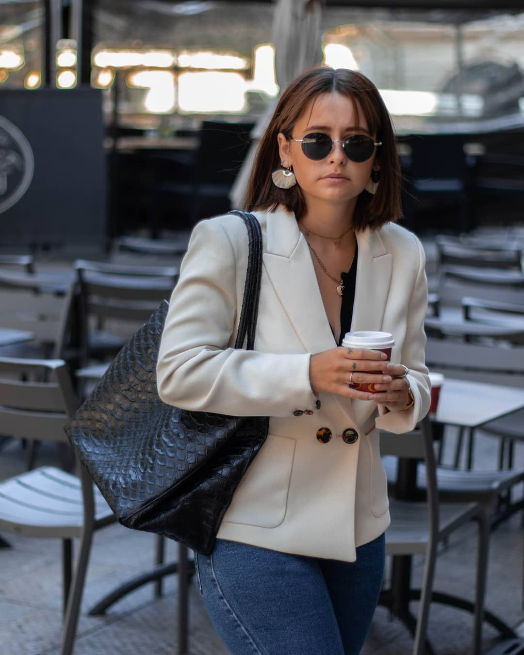 Working girl , Tendance automne hiver 2018 2019 , Blog Mode , Thewhitemood
