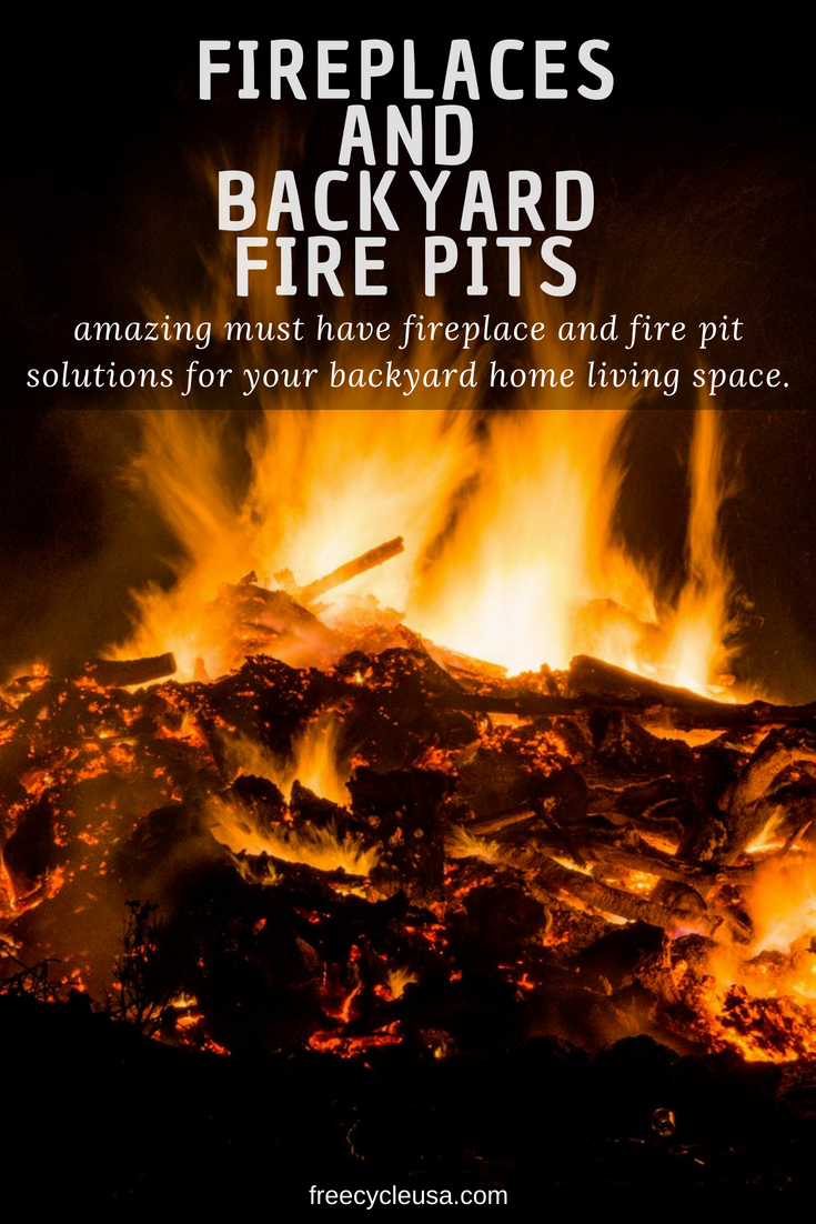 Best way to setup your Backyard Fire Pit and Outdoor ...