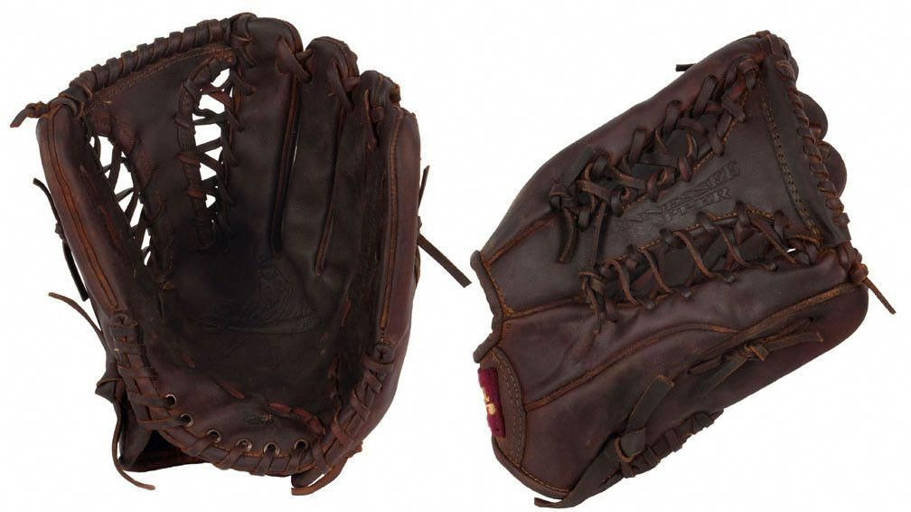 12 1 2 Tennessee Trapper Shoeless Joe Outfielder S Baseball Glove 1250ttr Handmade And Broken In Youthbaseba Baseball Glove Youth Baseball Gloves Gloves
