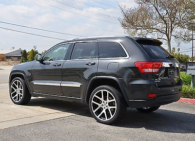 4 20 Tires Wheels Package Jeep Viper Grand Cherokee Commander