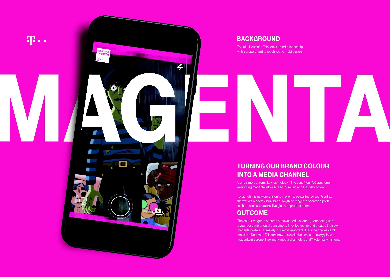 Magenta Unleashed Deutsche Telekom Awardwinning