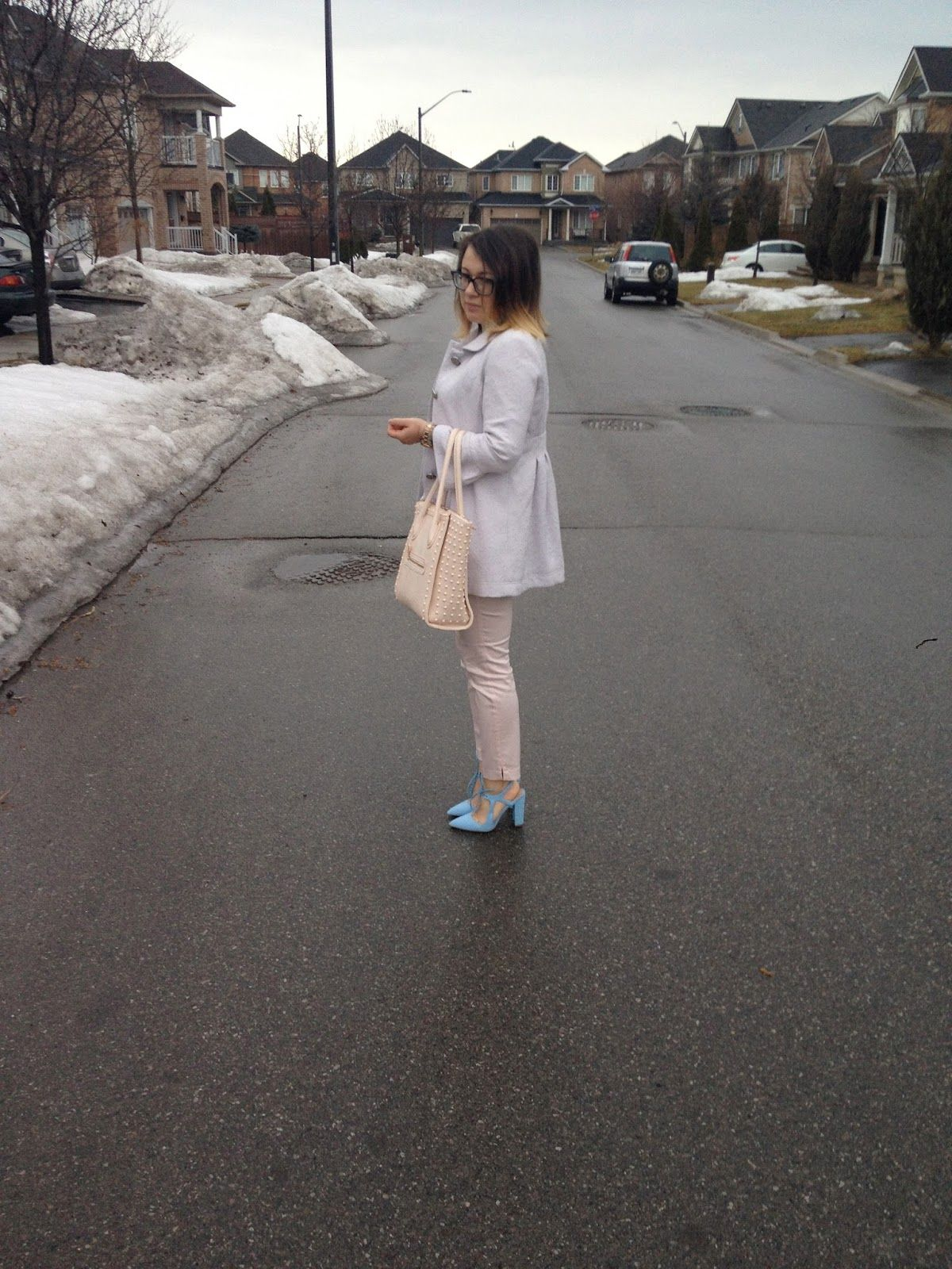 Blush: Welcome Spring
