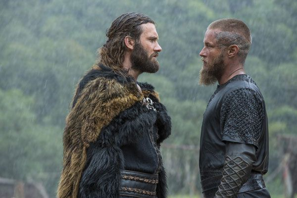 History Renews Vikings for Season 4 #vikings