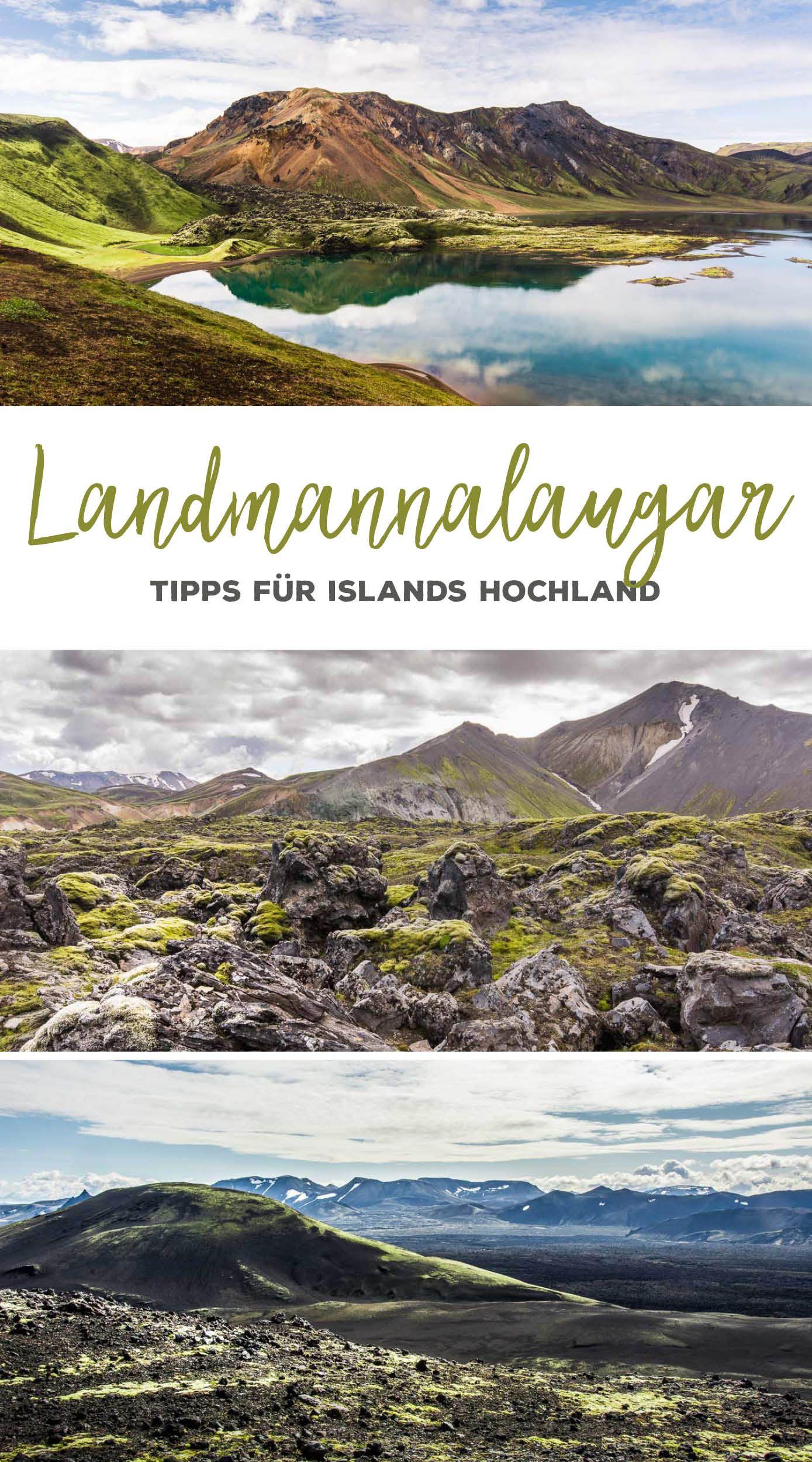 Landmannalaugar Islands Wildes Hochland Fur Einsteiger Island Reise Island Urlaub Abenteuer Und Reisen