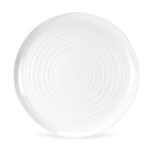 Flat Cake Plate. Portmeirion Sophie Conran White Round Platter. #flat #cake #plate #flatcake #cakeplate | All for baking cupcakes | Pinterest | Flat cakes ...  sc 1 st  Pinterest & Flat Cake Plate. Portmeirion Sophie Conran White Round Platter ...