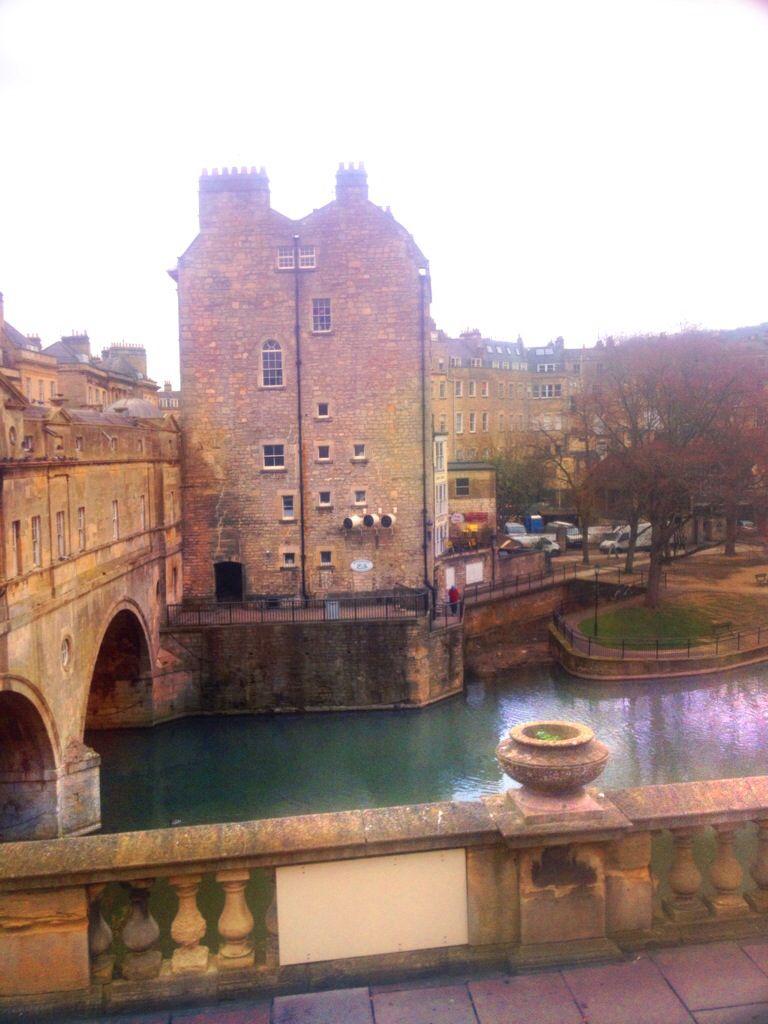 Bath, England..canals