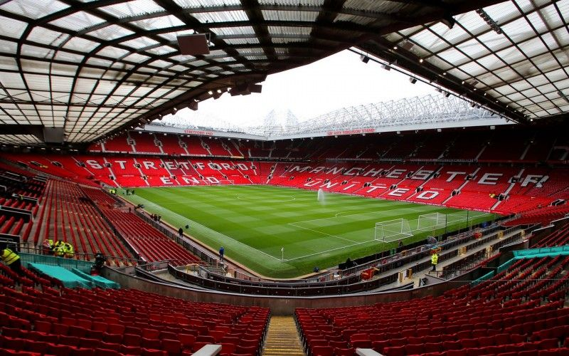 Old Trafford The Theatre Of Dreams Wallpaper Wide Or Hd Sports Wallpapers Manchester United Old Trafford Old Trafford Manchester United Wallpaper