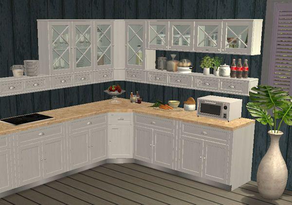 SDA Louisiana kitchen add on - slaved Newport style ...