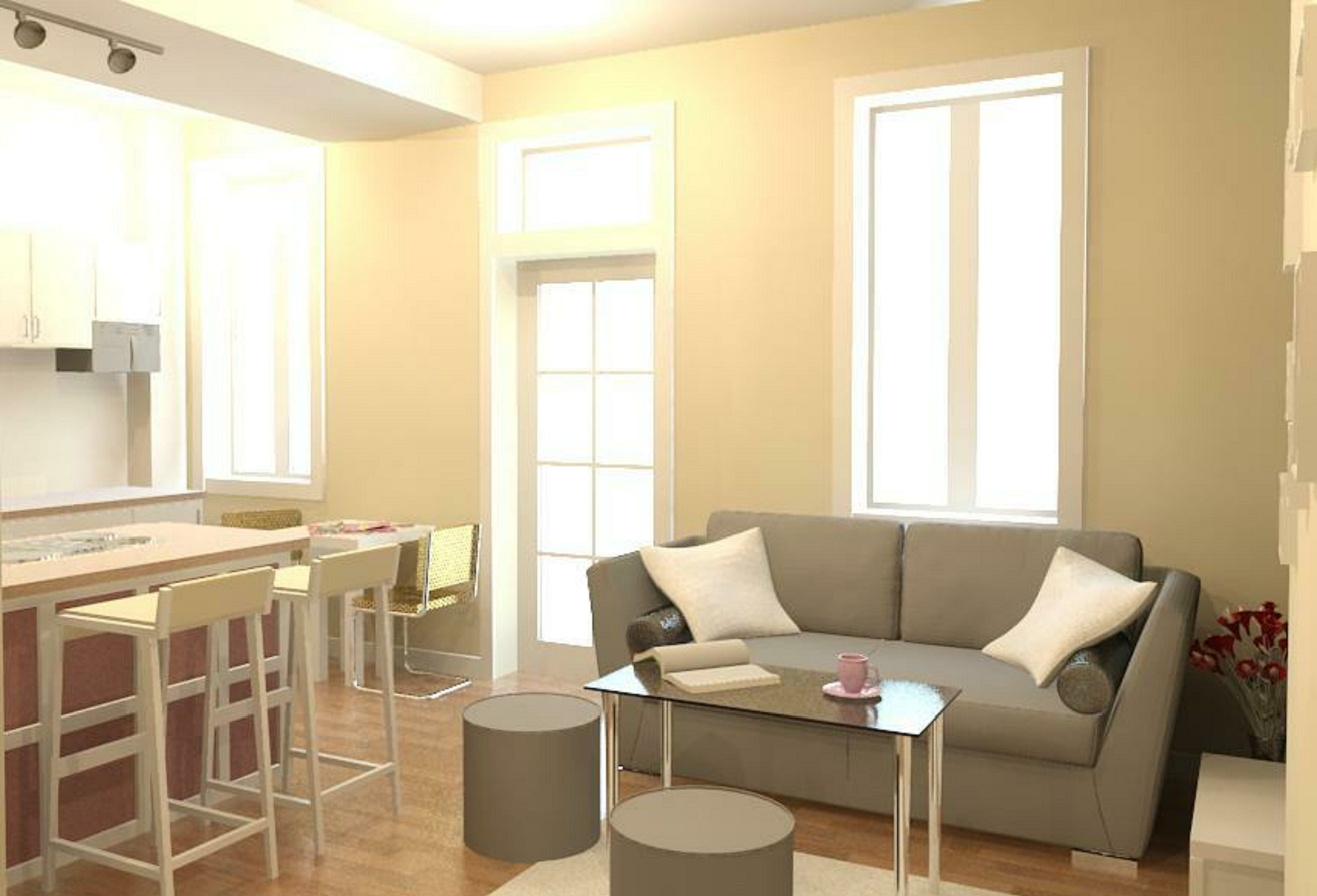 Awesome Beautiful Small Studio Apartment Design Ideas With Ideas Awesome Small  Studio Apartment Decorating Ideas With Unique