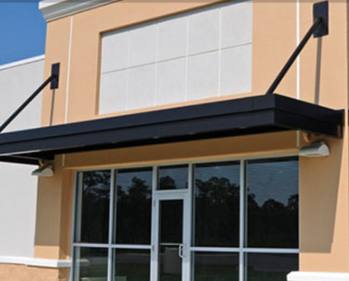 Guardian Hurricane Retractable Awnings Allow You To Extend Your Outdoor Living Season By Creatin With Images Window Glass Replacement Storefront Glass Window Installation