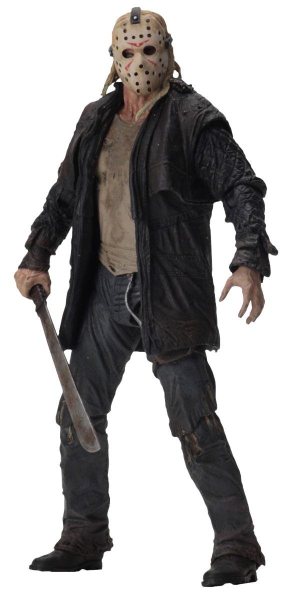 """Friday the 13th (2009) Jason Voorhees Ultimate 7"""" Action"""