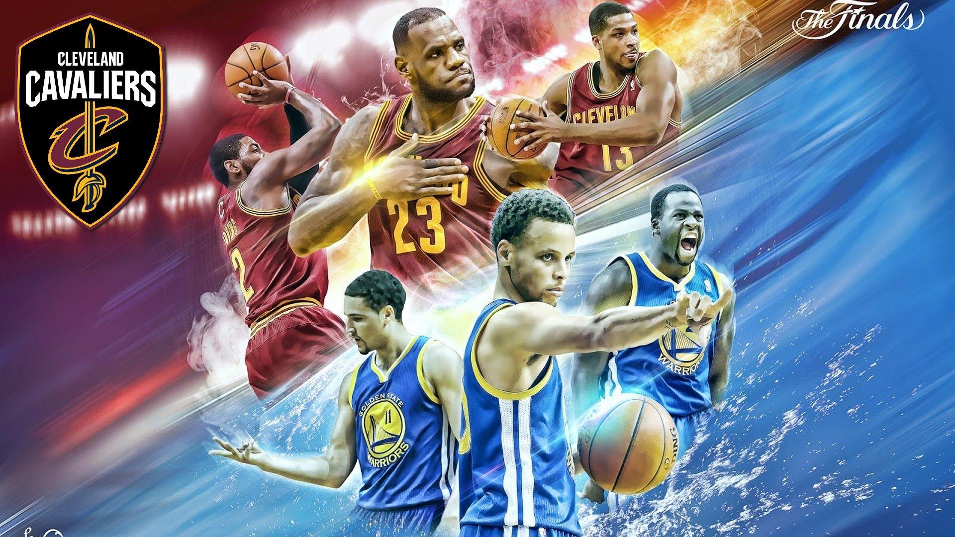 Big 3 Cleveland Cavaliers Wallpaper 2021 Basketball Wallpaper Nba Wallpapers Lebron James Cleveland Sports Wallpapers