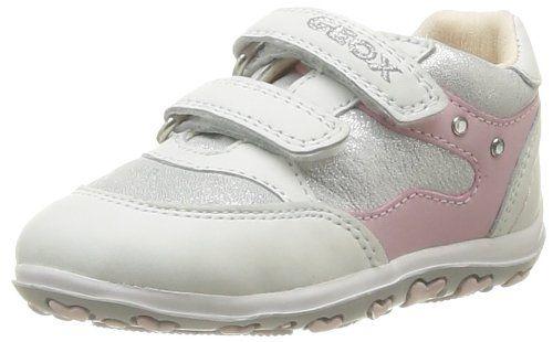 Geox B Bubble B – Zapatos primeros pasos de cuero para niña Ver más http://bebe.deskuentos.es/comprar/para-ninas/geox-b-bubble-b-zapatos-primeros-pasos-de-cuero-para-nina/
