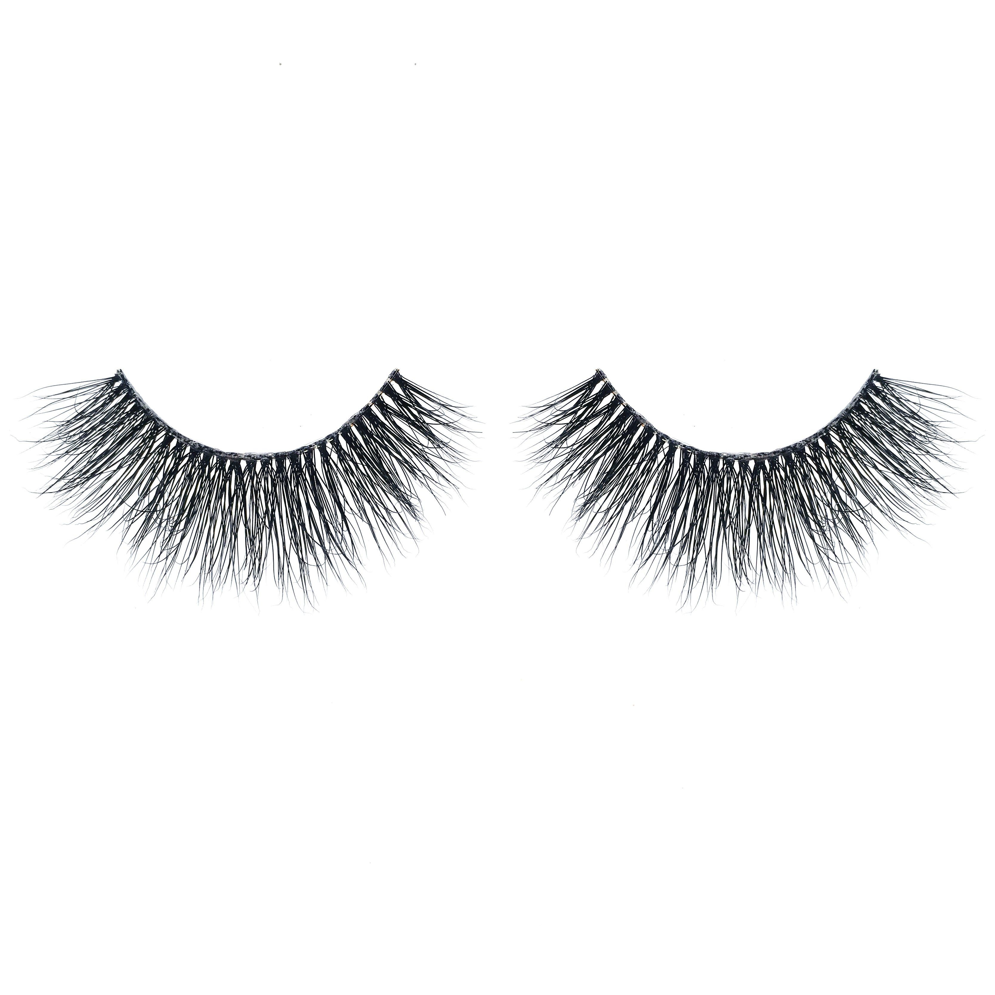 6524cea3a6b Bombshell (transparent lash band) | Luxury Lashes by Dark Swan of ...
