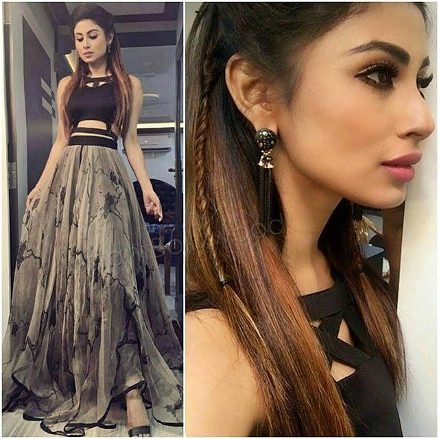 820ec6ec5a4ad3 How many likes for this beautiful look of out favourite Mouni Roy . Follow