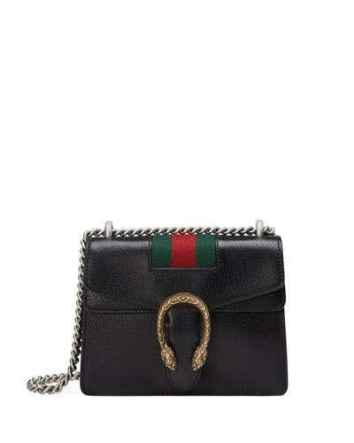 V3KH4 Gucci Dionysus Small Chain Crossbody Bag 9704628368c