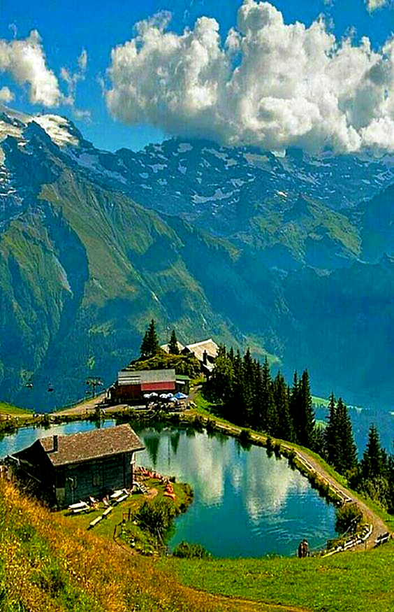Switzerland Beautiful Places To Visit Scenery Beautiful Places