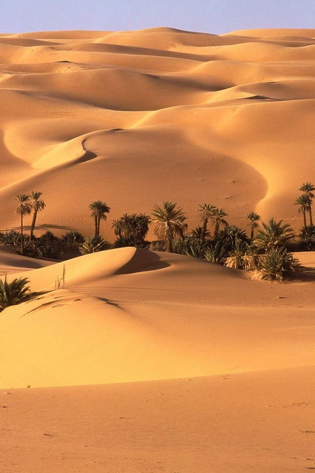 Sahara Desert Iphone Wallpaper A Travelers Paradise Pinterest