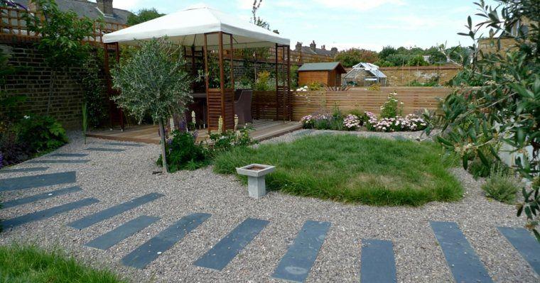 50 Moderne Gartengestaltung Ideen: Moderner Und Einladender Garten Für Den Frühling In 50