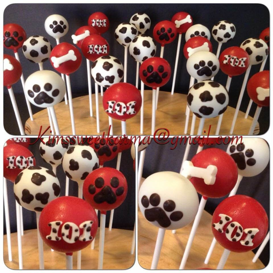 101 Dalmatians Inspired Dalmatian Party Dog Birthday Party 101 Dalmations Party