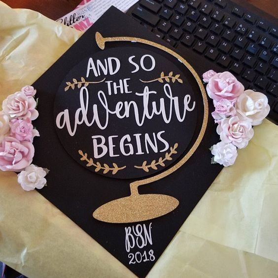 20 Best Graduation Cap Ideas For College Students - Christina Bee