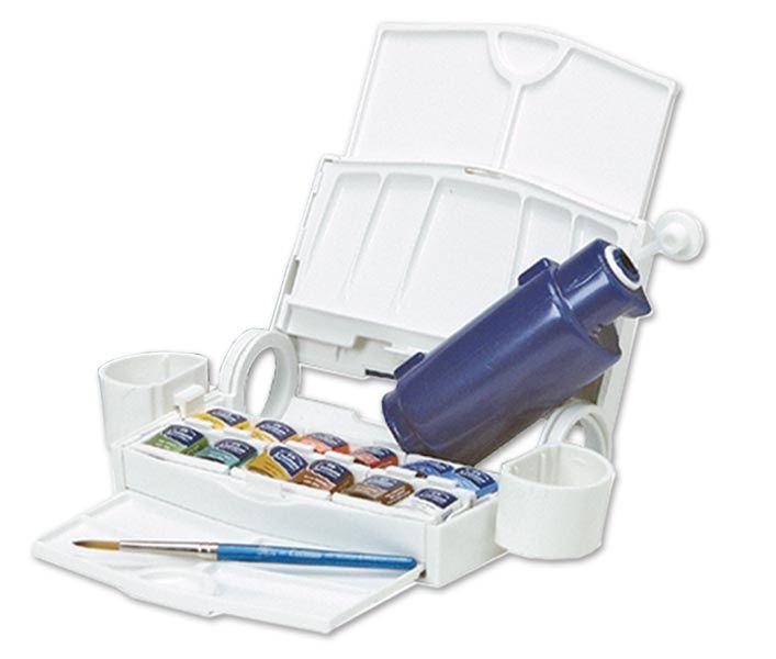 Winsor Newton Cotman Watercolor Compact Set 0390083