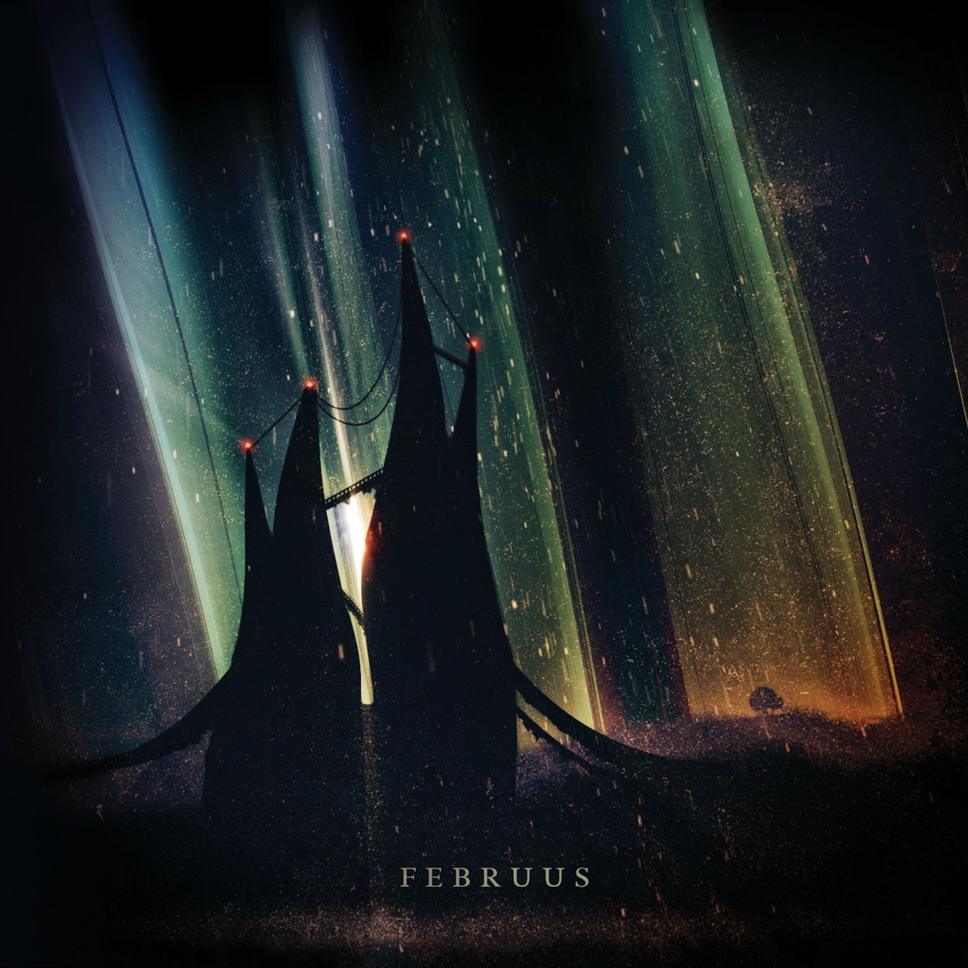 Uneven Structure Februus 1400x1400 In Album Album Art Album Art Rock Album Covers Album