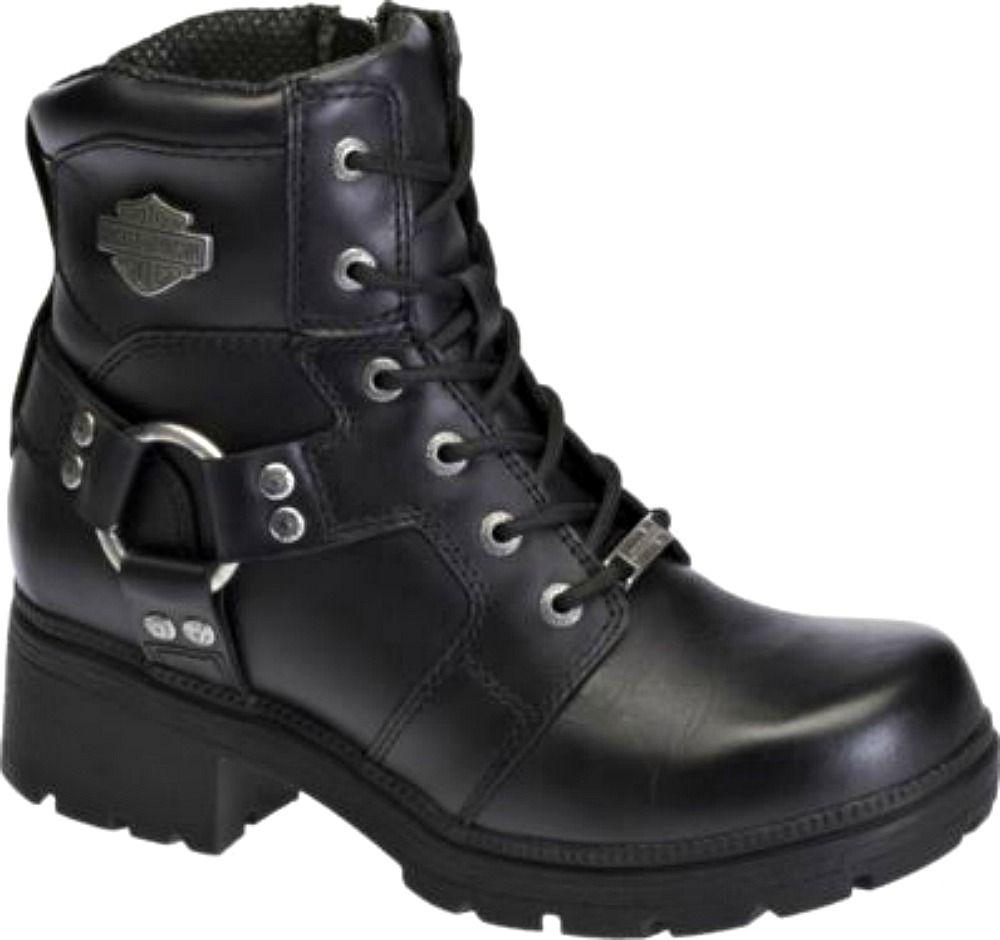 Harley-Davidson Footwear Womens Jocelyn Leather -4899