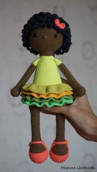 Amigurumi Bebek Elbisesi Yapılışı | Kroşe, Barbie giysileri, Bebek ... | 604x340