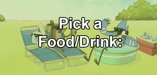 """Which """"Regular Show"""" Character Are You"""