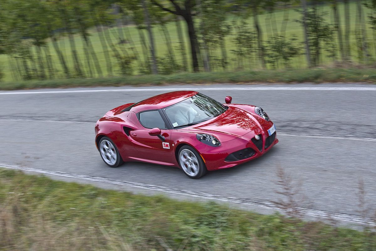 Ajettua: Alfa Romeo 4C (kuvagalleria) – Tekniikan Maailma