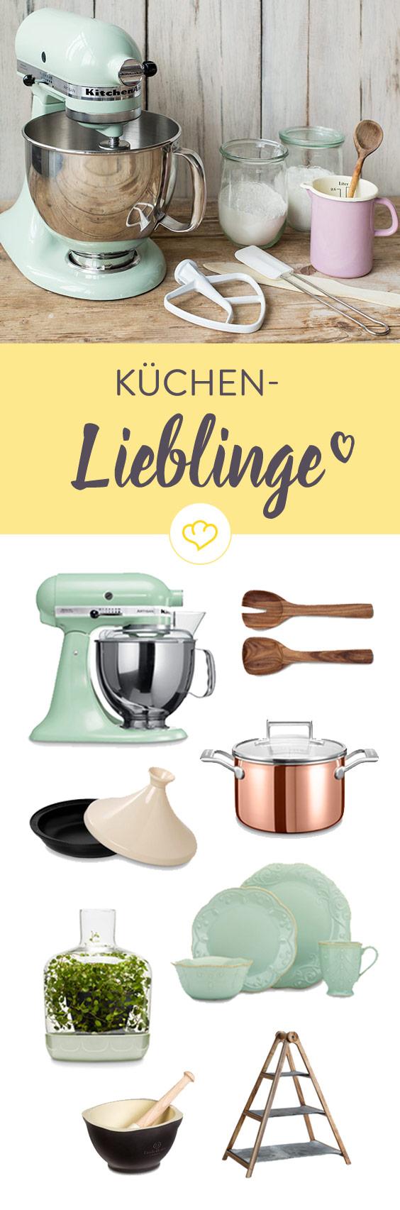 Mach deine Küche zu deinem Lieblingsplatz! | Springlane Kochzubehör ...