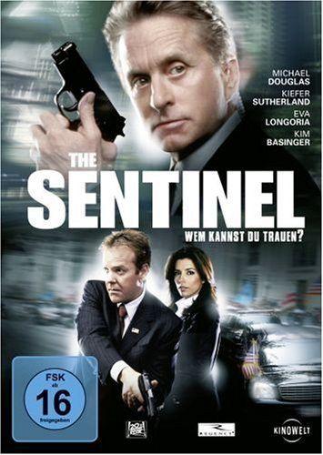 The Sentinel Wem kannst du trauen * IMDb Rating: 6,0 (33.495) * 2006 USA * Darsteller: Michael Douglas, Kiefer Sutherland, Eva Longoria,