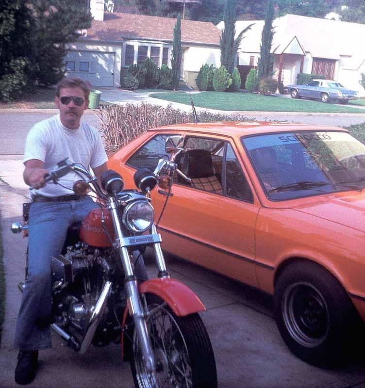 Ironhead Pictures of Sportster Scene 1970s & 1980s - Page 3 - The Sportster and Buell Motorcycle Forum - The XLFORUM®