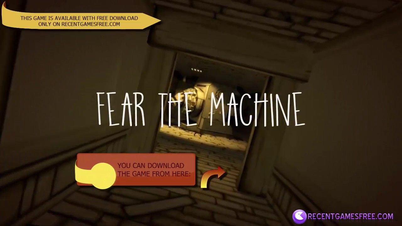 Bendy and the Ink Machine Download Free - How to Download ...