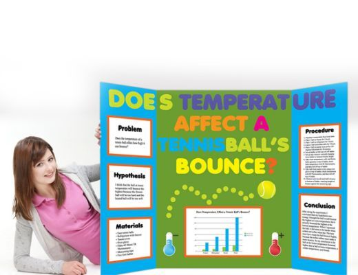 Science Fair Tri-Fold Examples   Reading Fair Projects   Pinterest ...