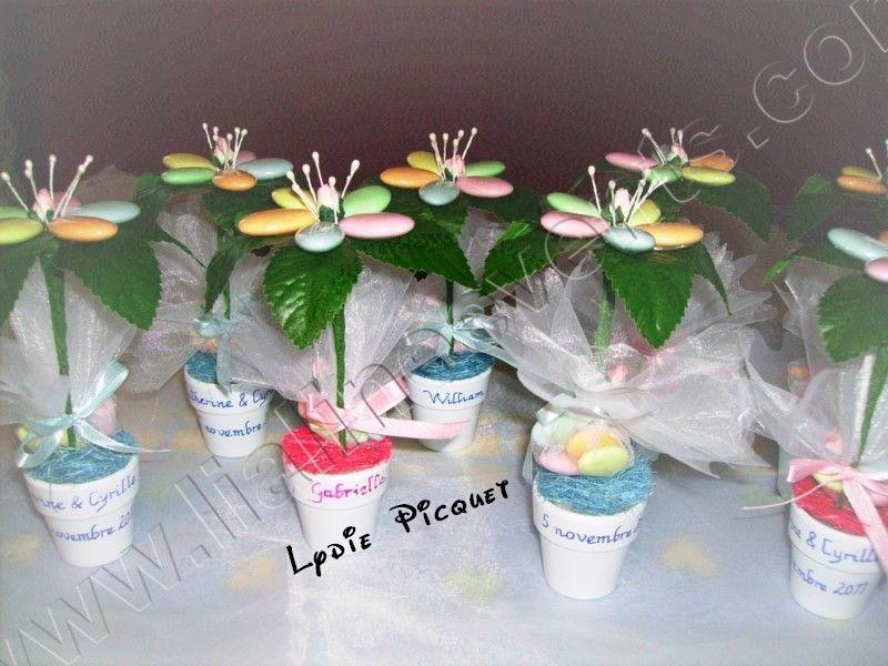 Boutonniere Fleur De Dragees Creations Florales Creations De