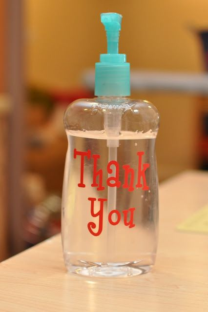 Hand Sanitizer For Baby Shower Or Meet Greets So No Germs Get To