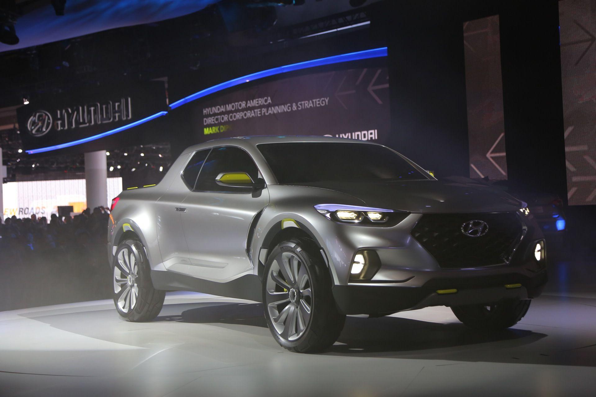 The Hyundai Santa Cruz Is A BRAT And We Love It