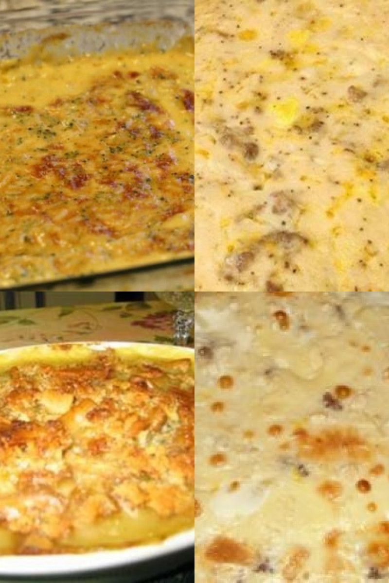 18 best recipes for beef, meat, casserole, cheese #hominycasserole
